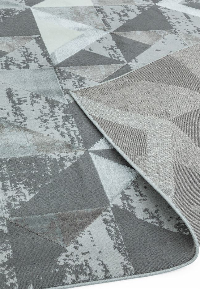 Orion Rug OR09 Flag Silver