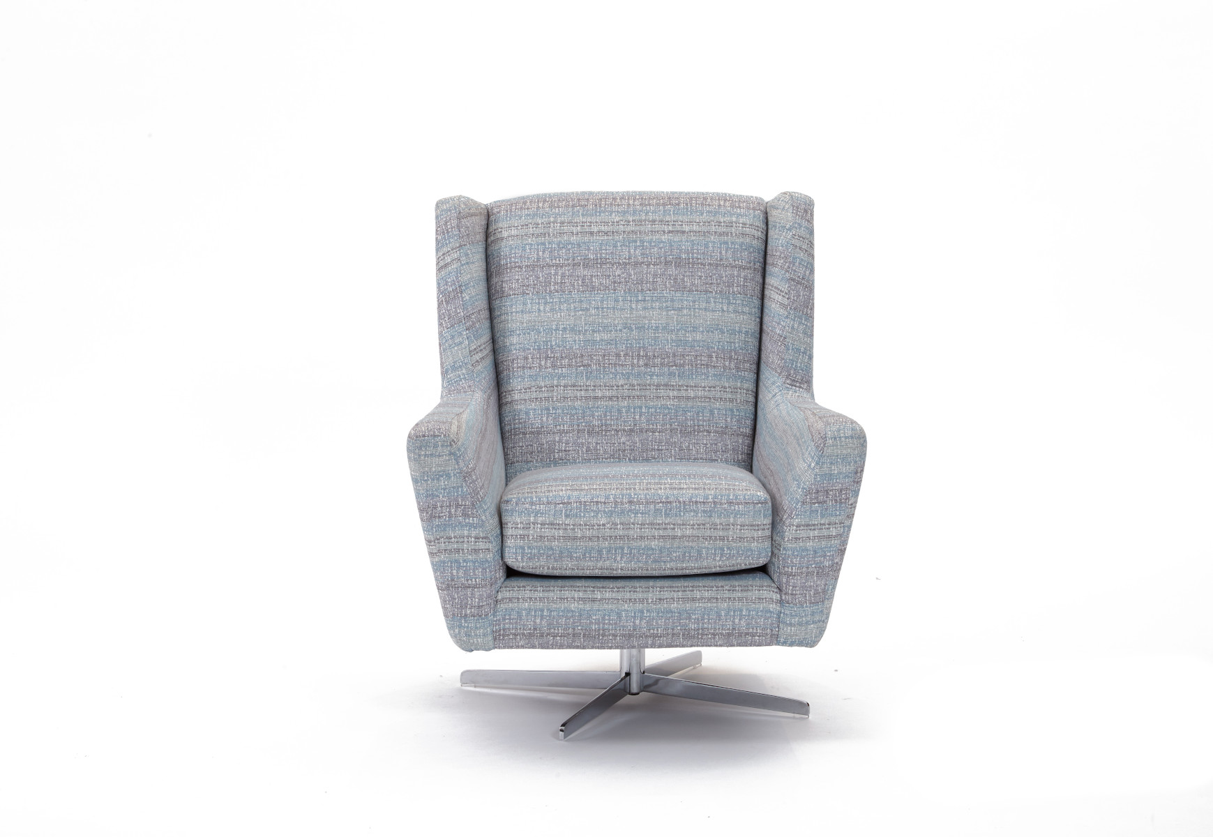 Jansson Swivel Accent Chair