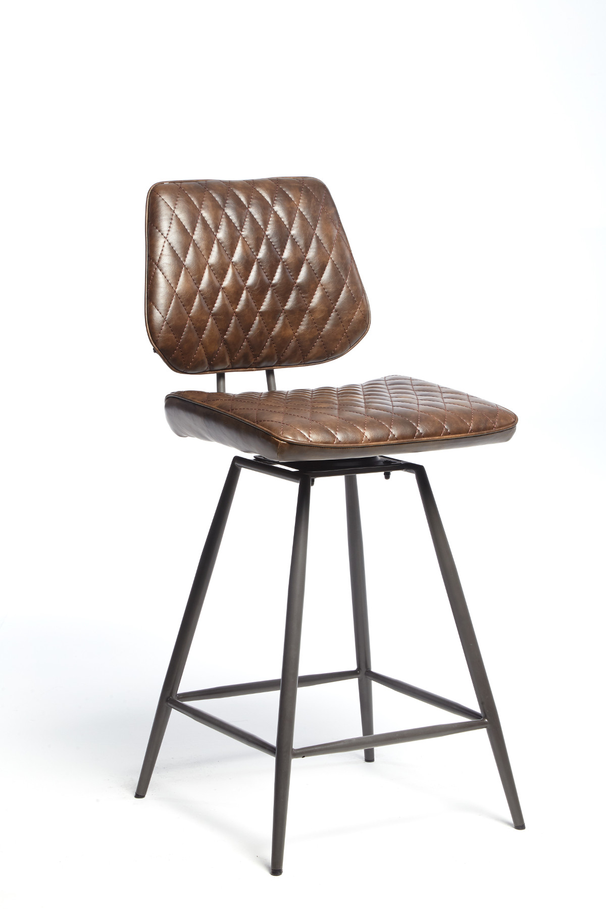 Dark Brown Isabella Bar Stool