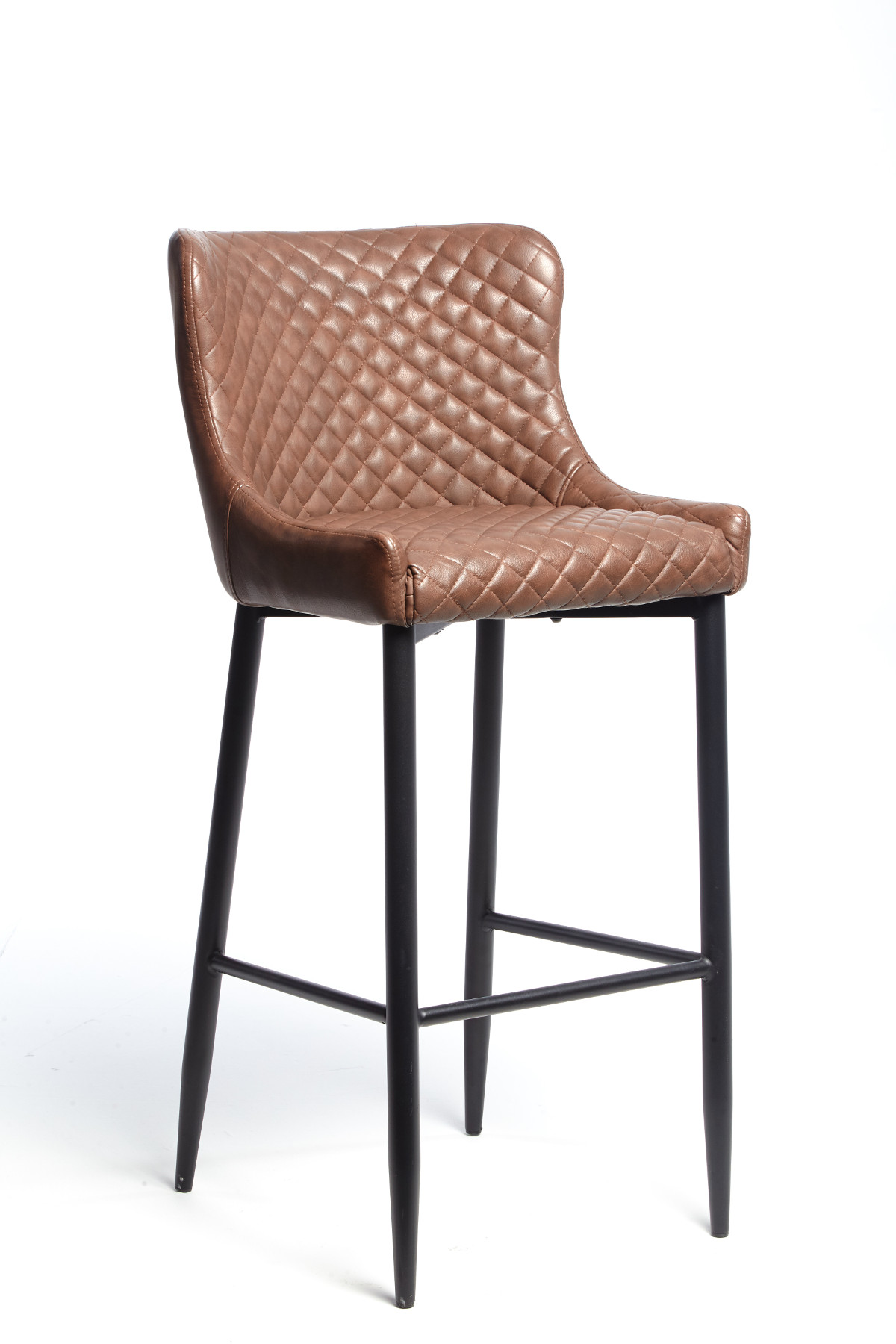 Maxwell Counter Stool (Vintage Brown)