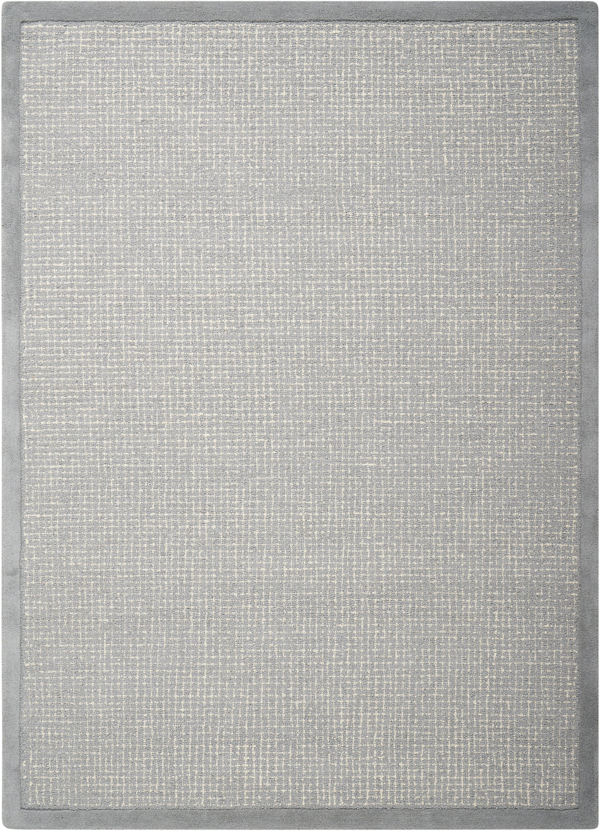 River Brook Rug KI809 Light Blue/Ivory