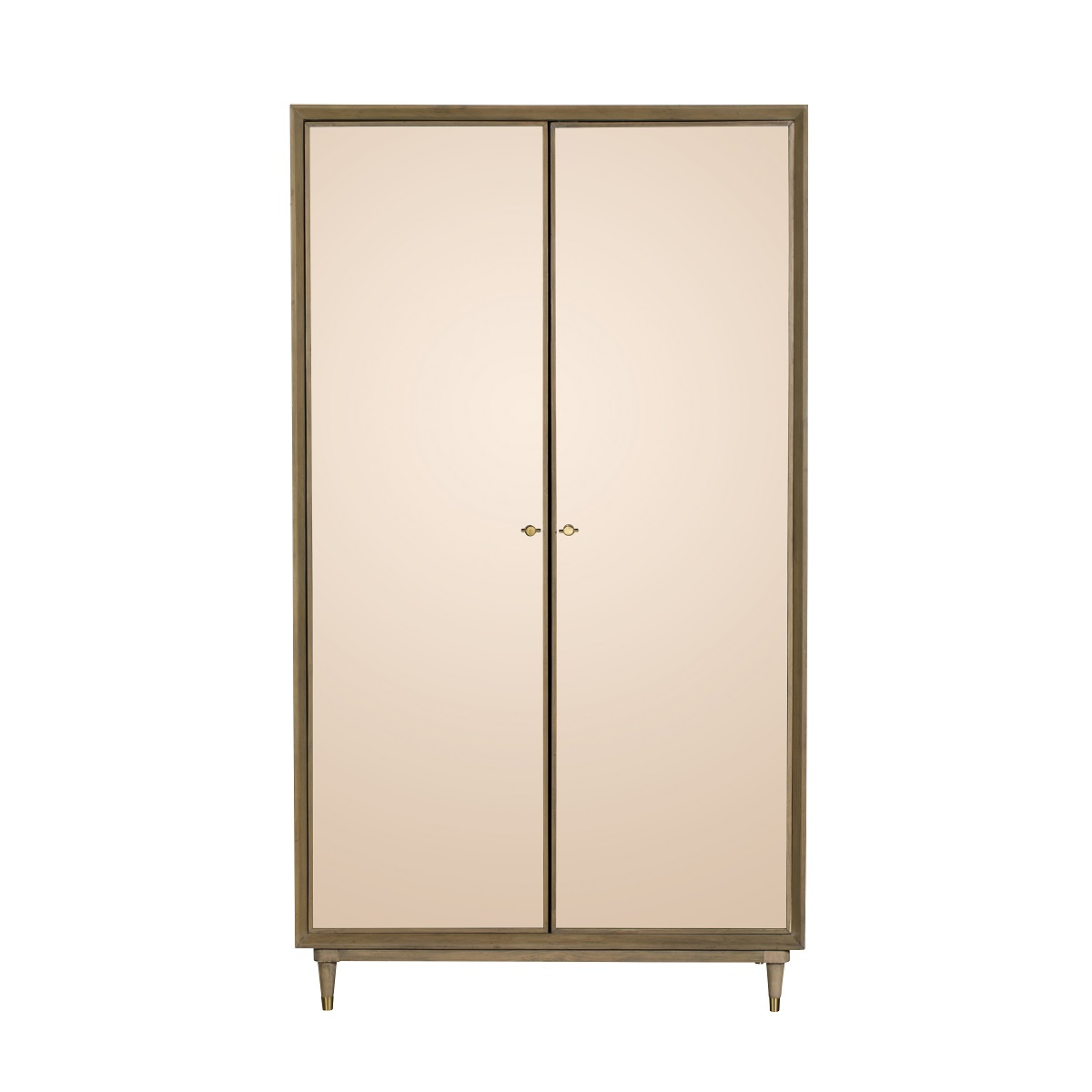 Elsie Double Wardrobe