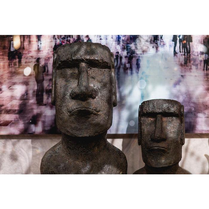 Easter Island Maoi Sculpture