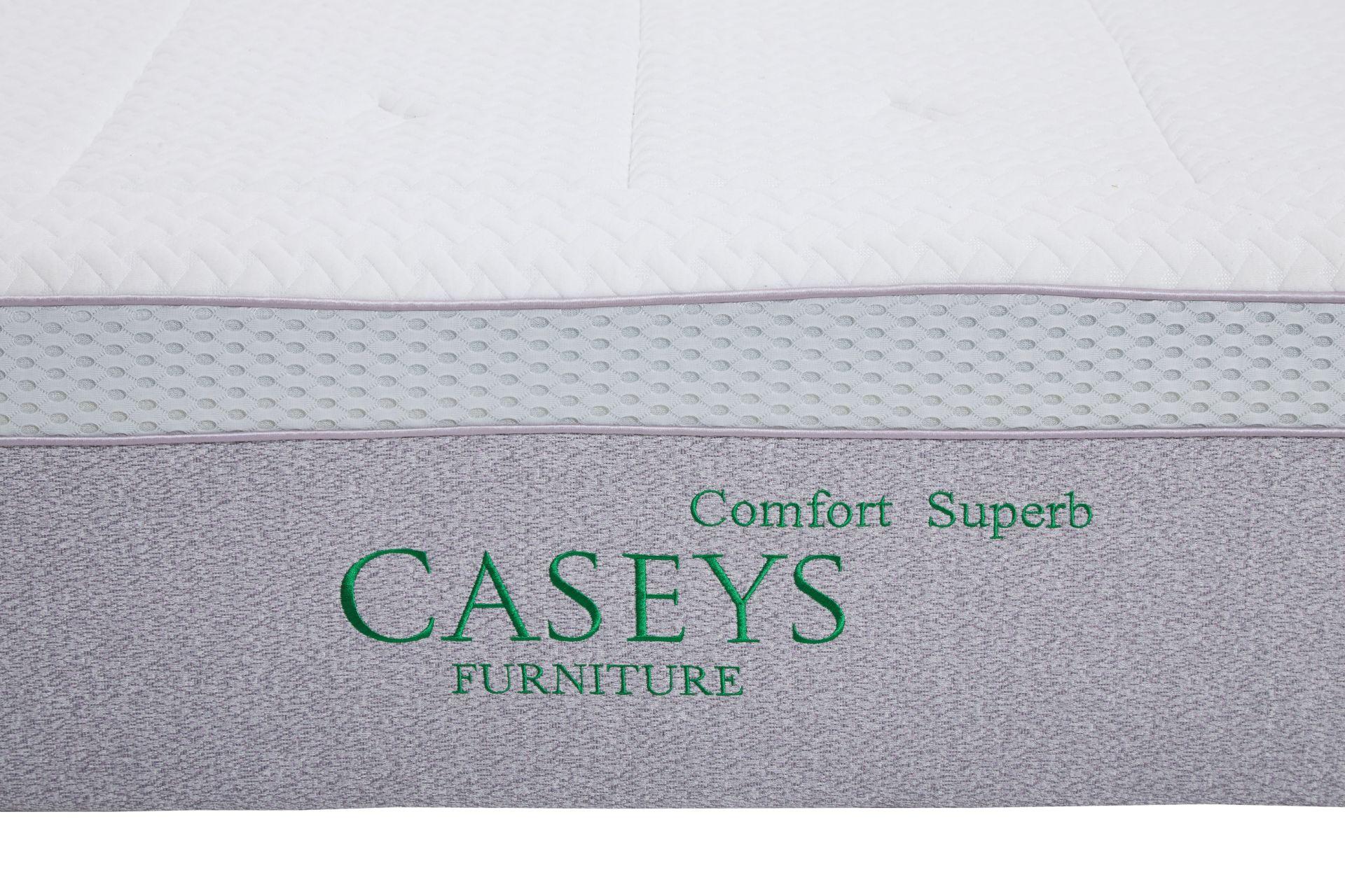 Caseys Comfort Superb 4.6ft Mattress