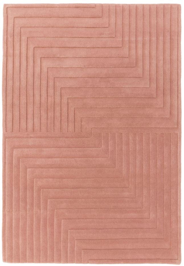 Form Rug Pink