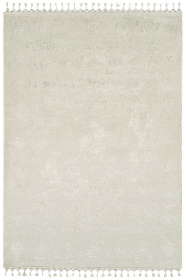 Vintage Rug White