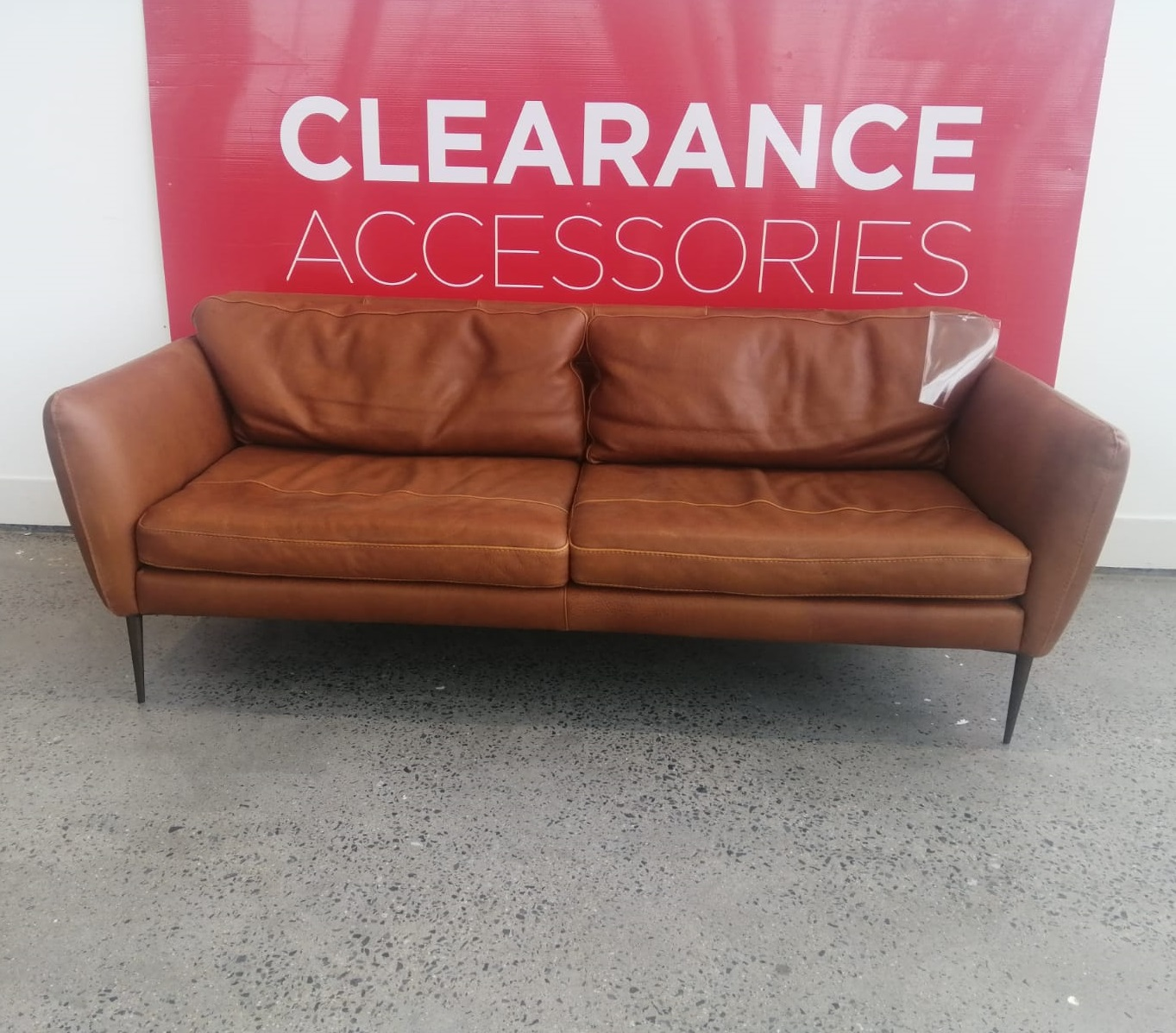 Giovanni Large Sofa - OUTLET