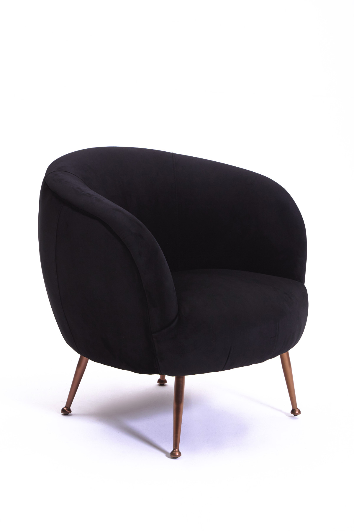 Black Grassi Chair