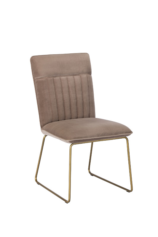 Cooper Taupe Dining Chair