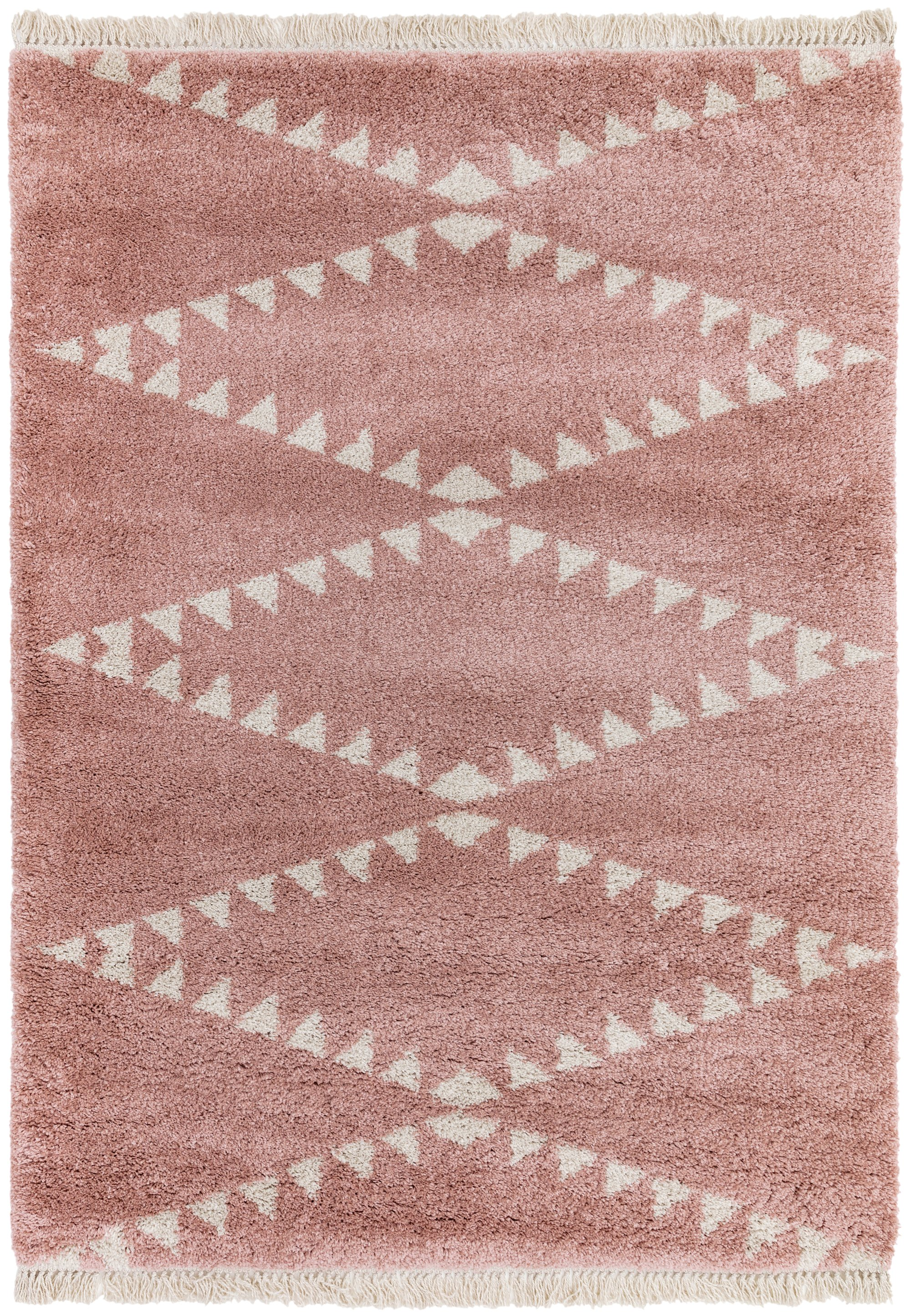 Rocco Rug RC01 PINK