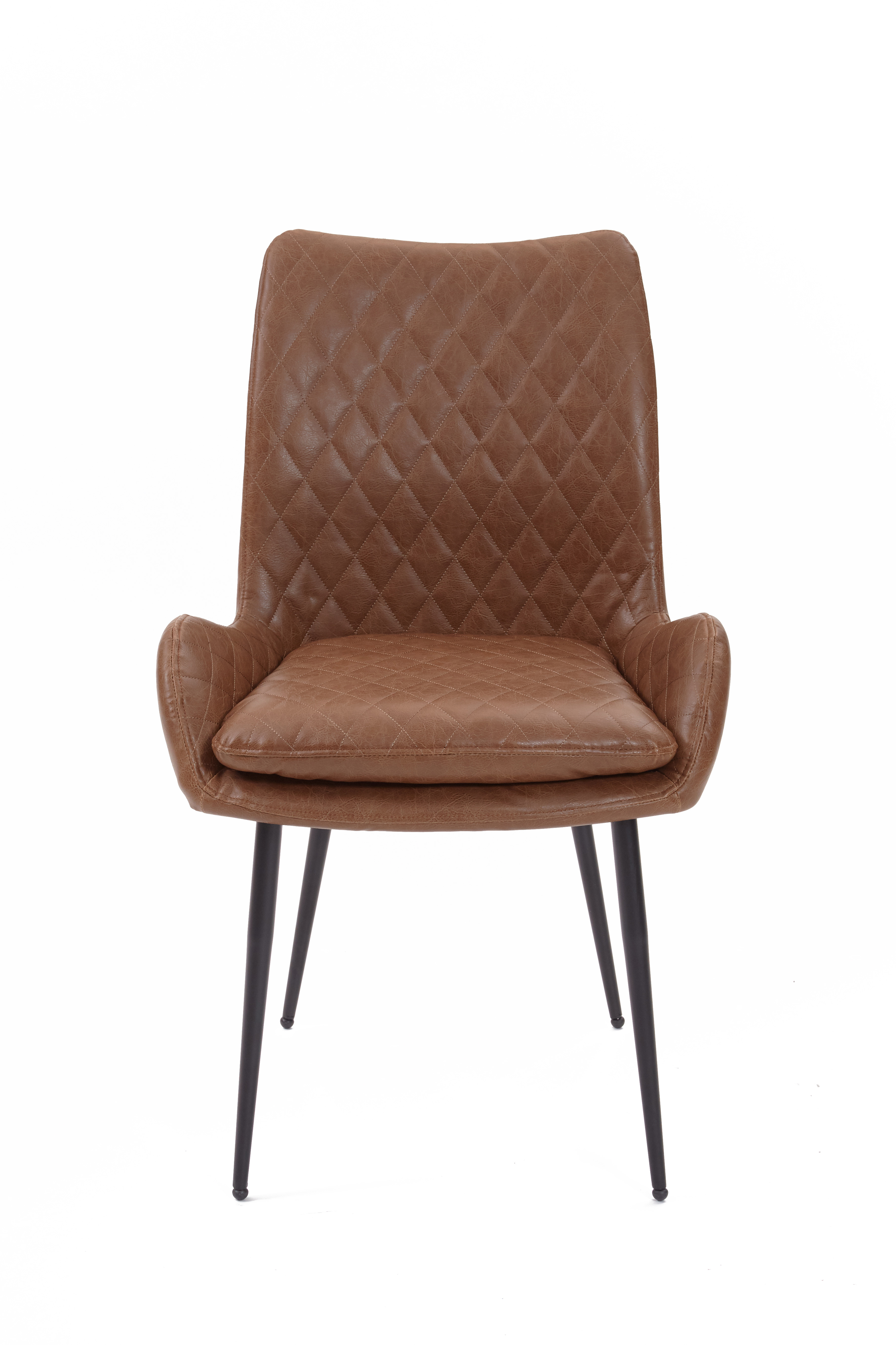 Aoife Dining Chair Brown