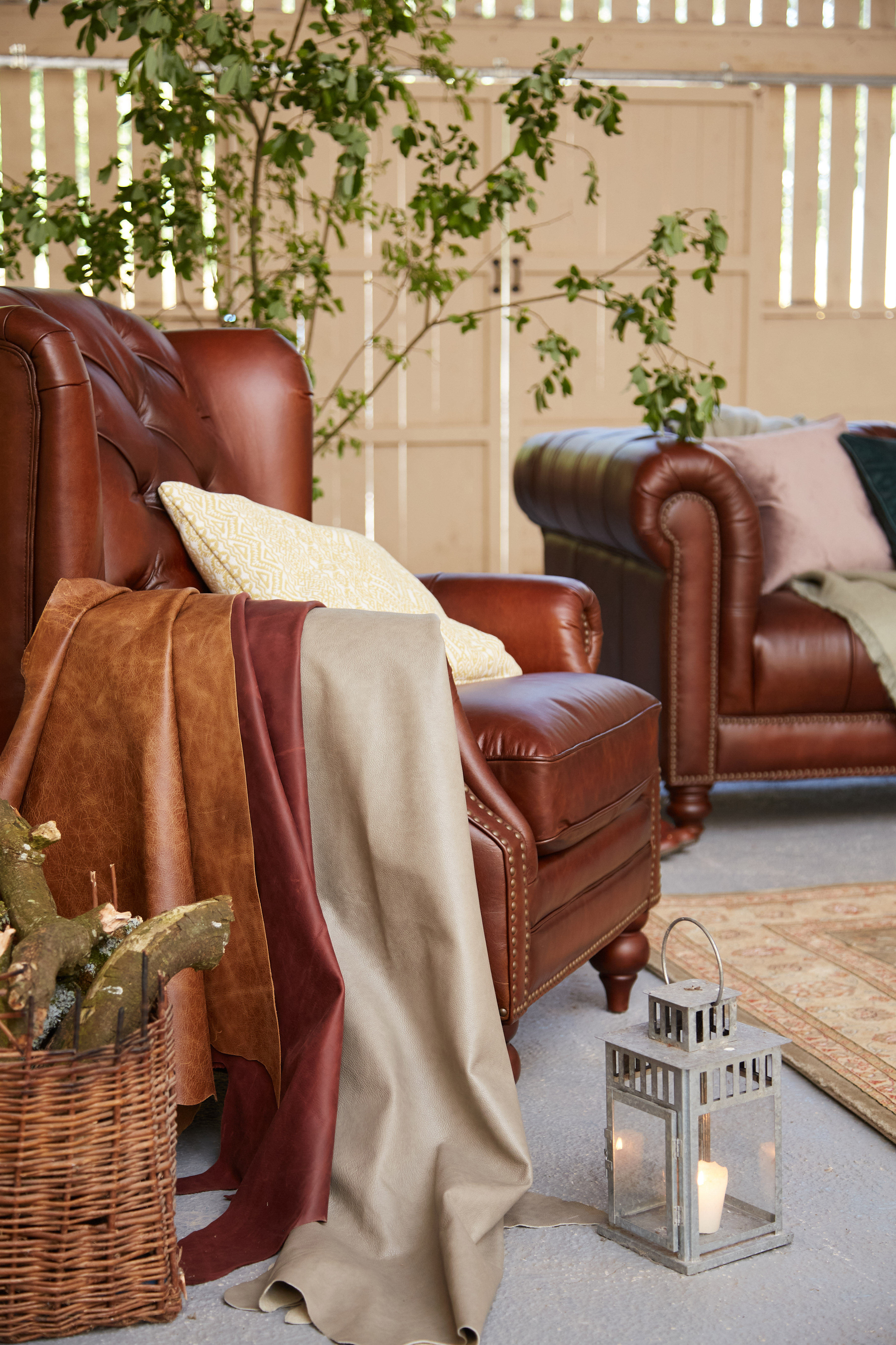 Leopold Wing Chair