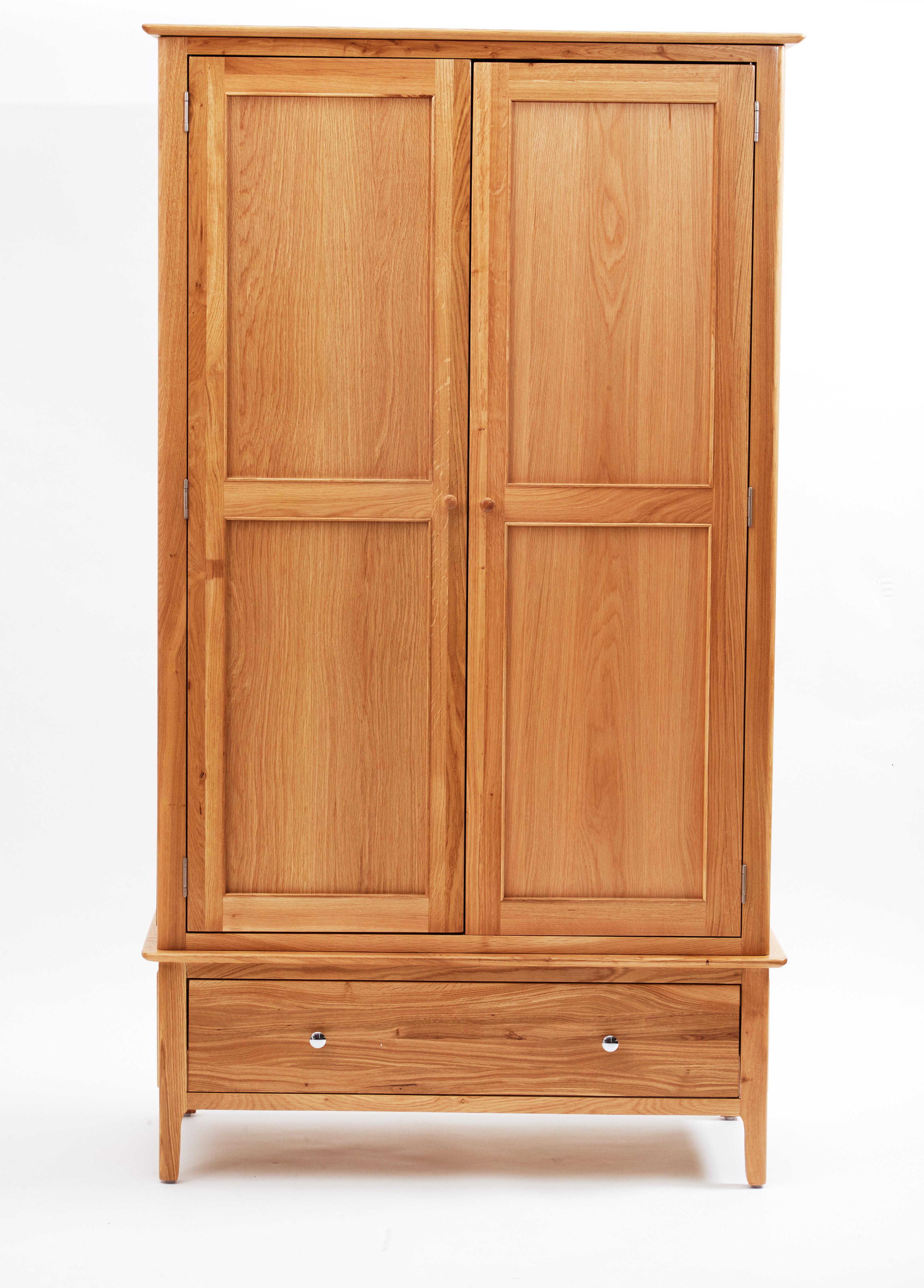 Clara 2 Door Wardrobe
