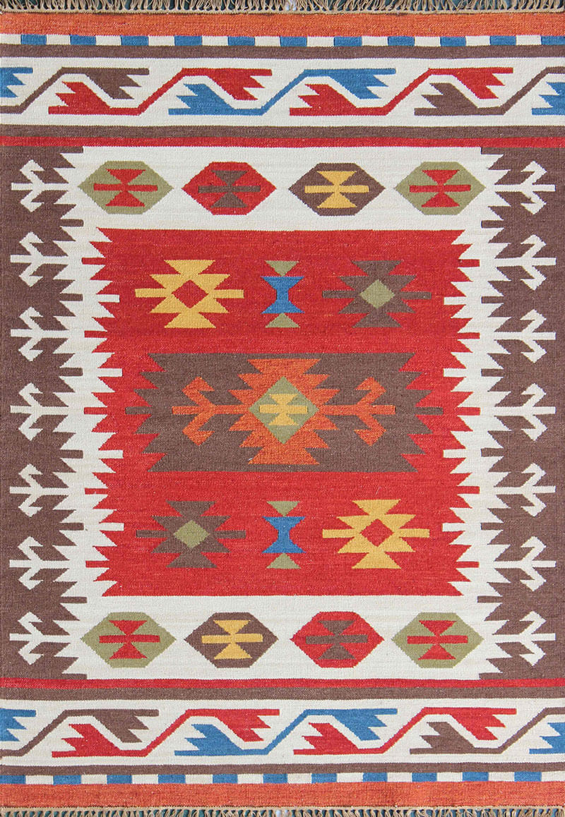 Hippie Kelim Rug Design #2
