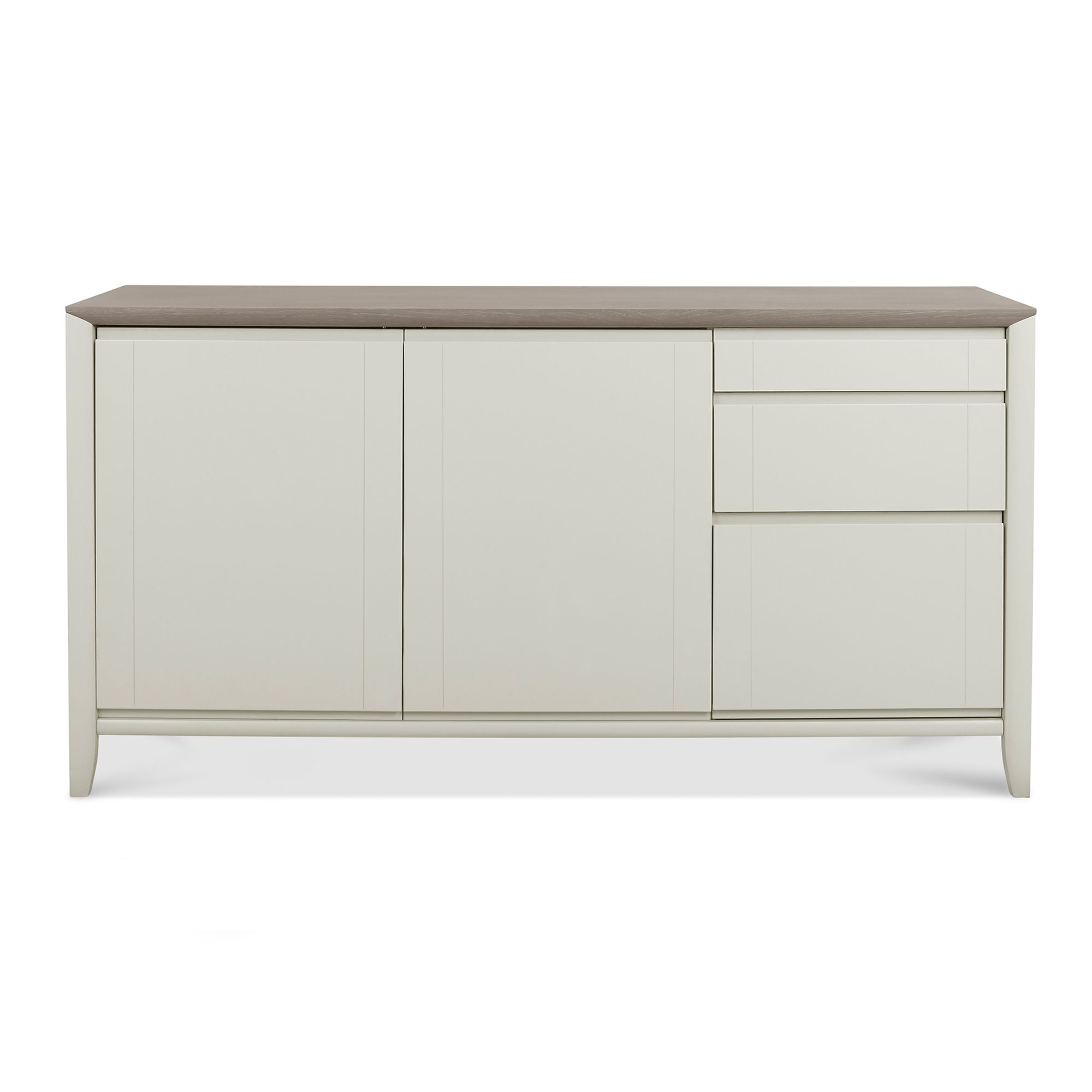 Oakley Grey Wide Sideboard