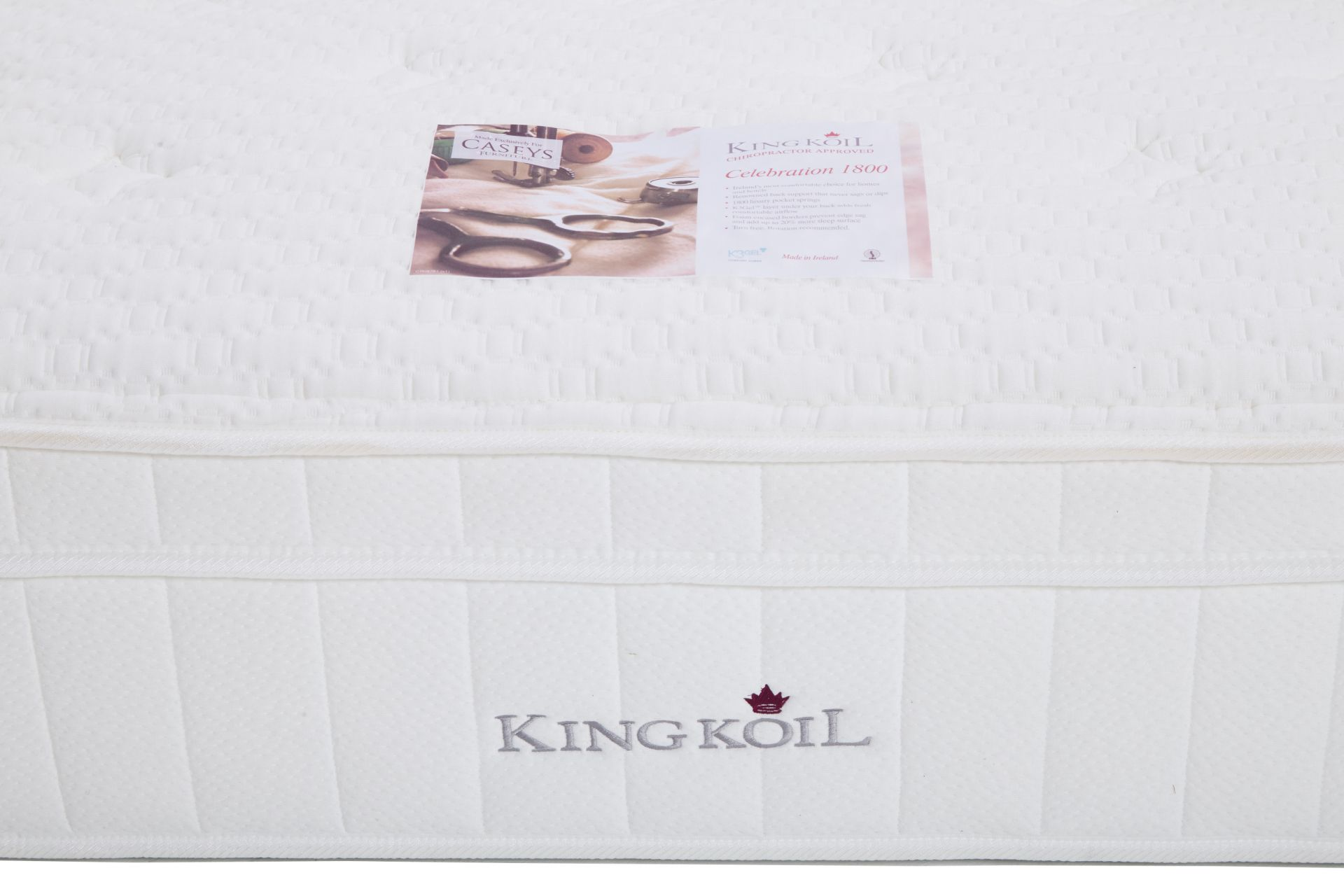 King Koil Celebration 1800 Mattress