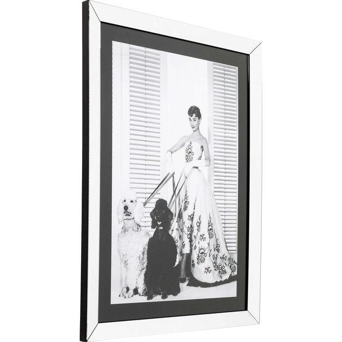 Audrey Hepburn Frame