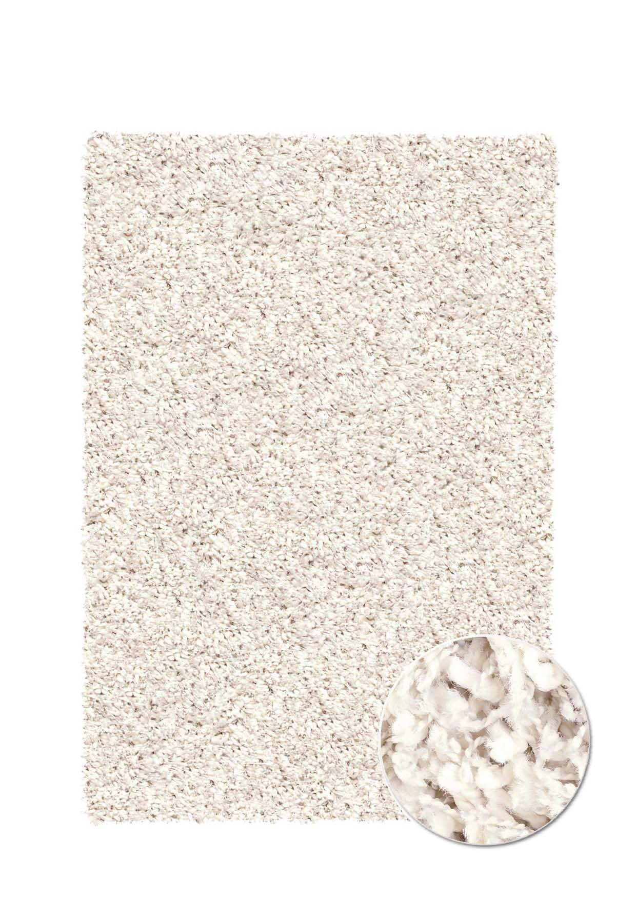 Twilight Rug Light Cream