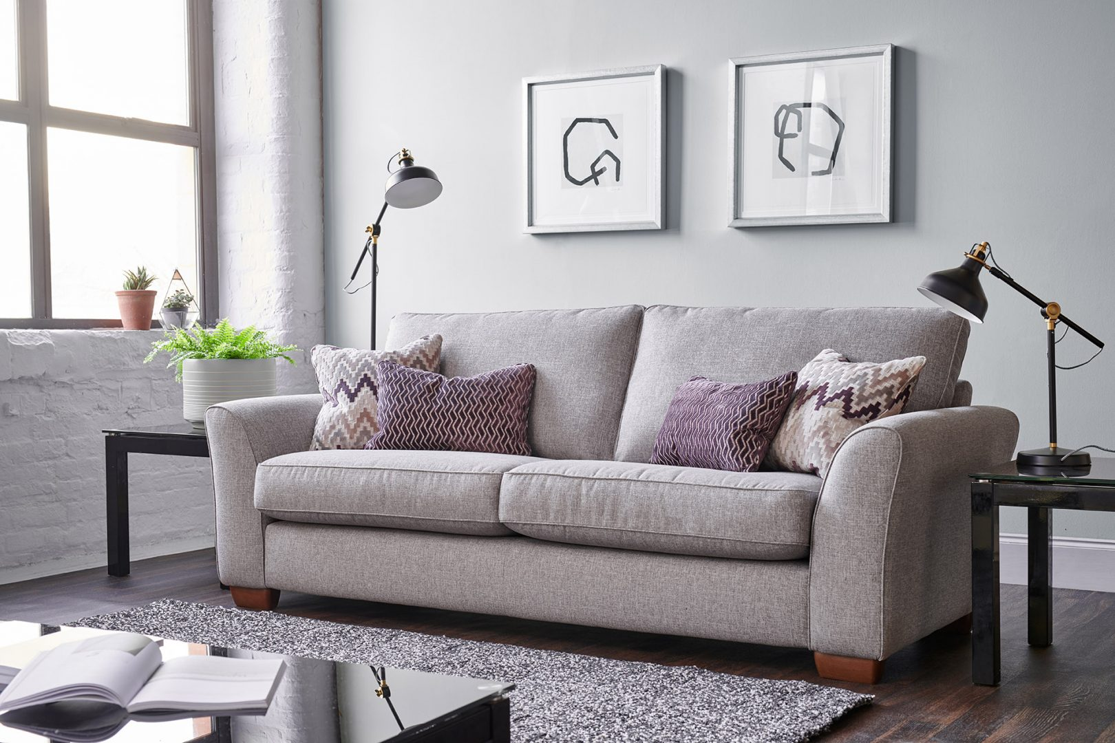 Jansson 3 Seater Sofa