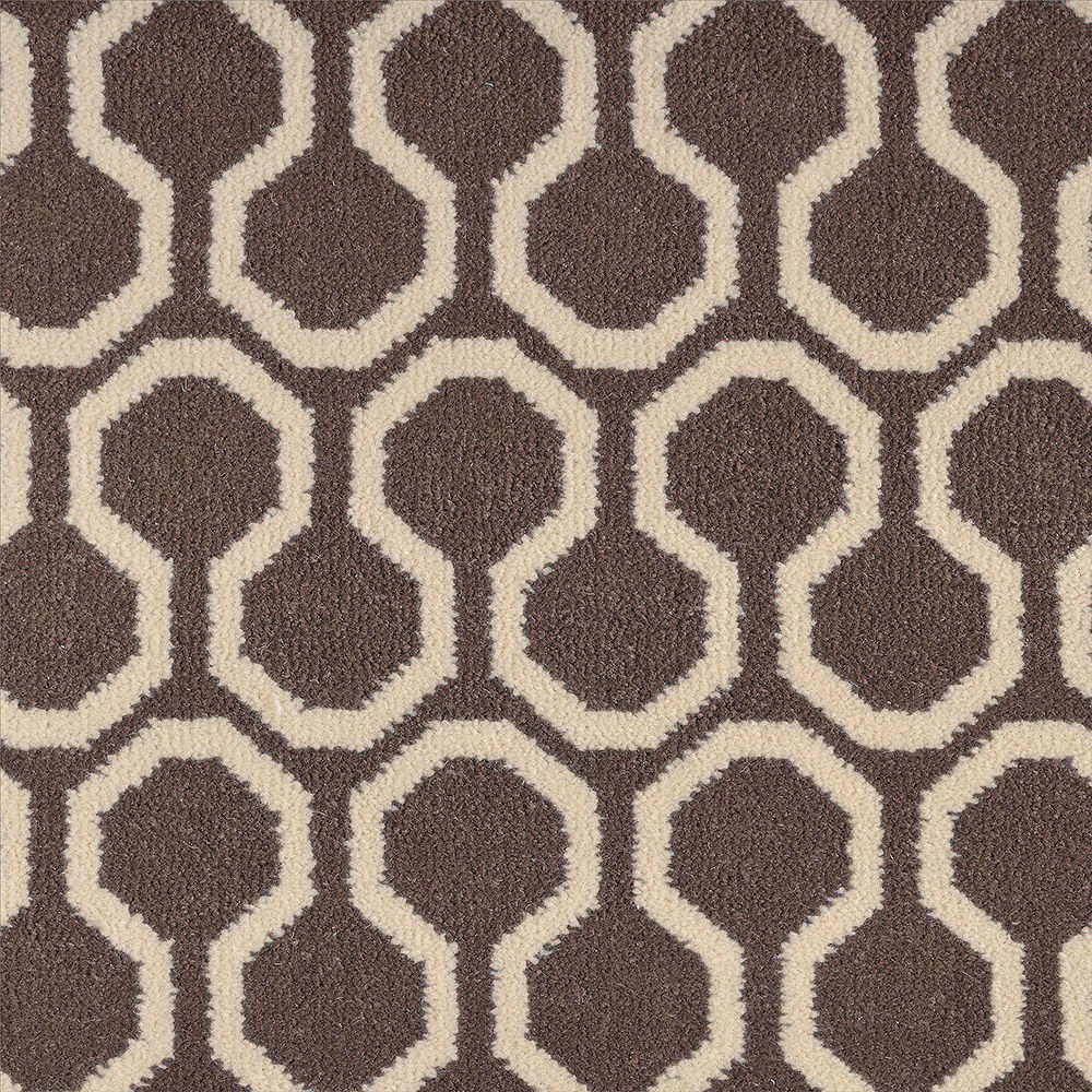 Quirky Honeycomb - Grey 7113