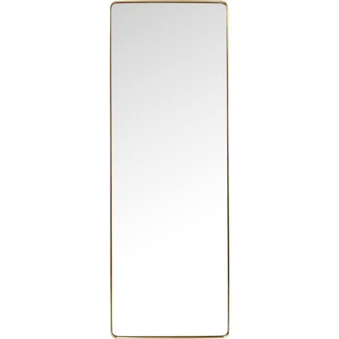 Sleek rectangular  Mirror