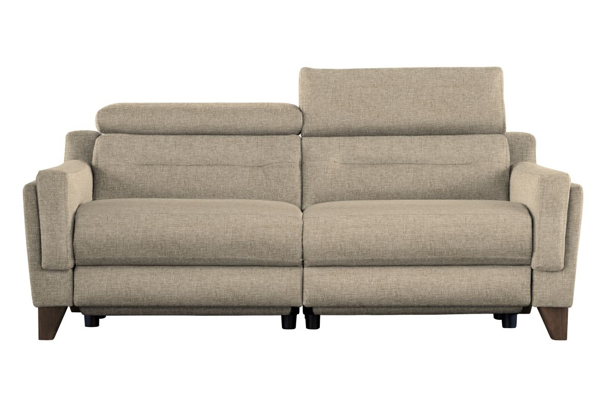 Design 1801 Large 2 Seat Sofa Double Power