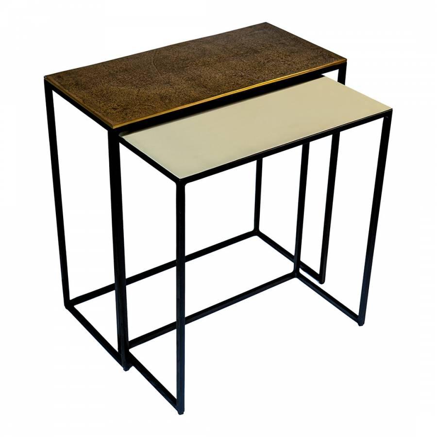 Fera Rectangular Nest of Tables