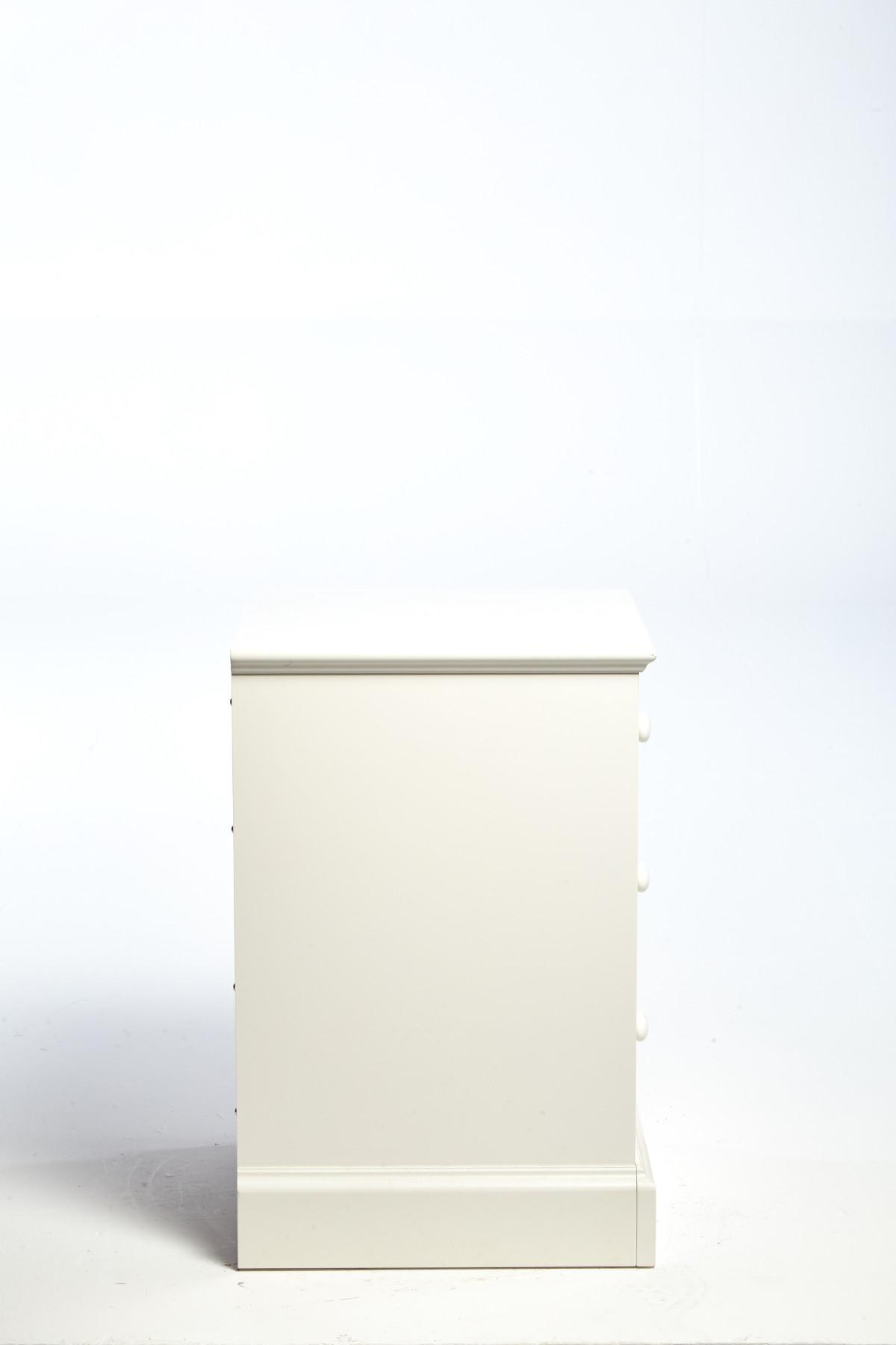 Aoibheann 3 Drawer Nightstand