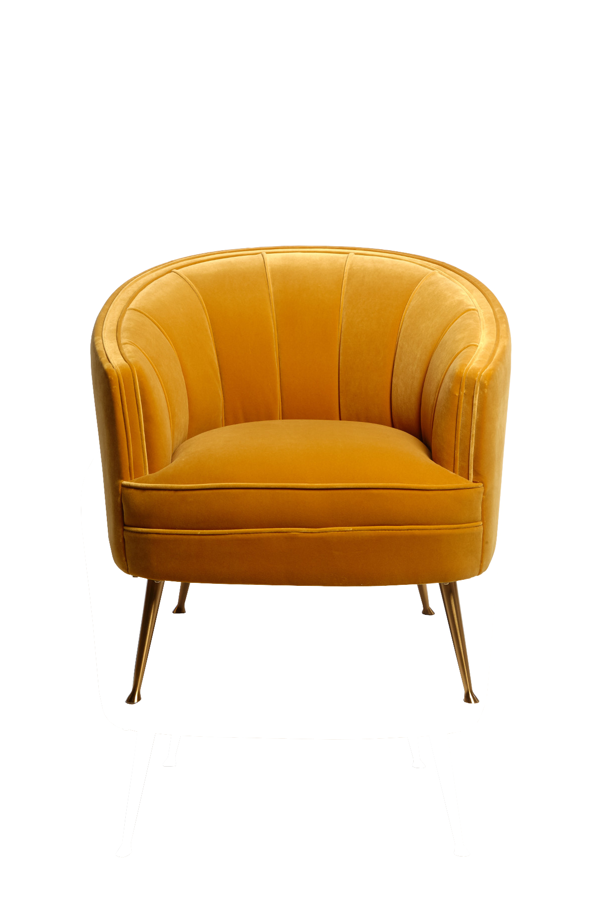 Louisa Chair Yellow