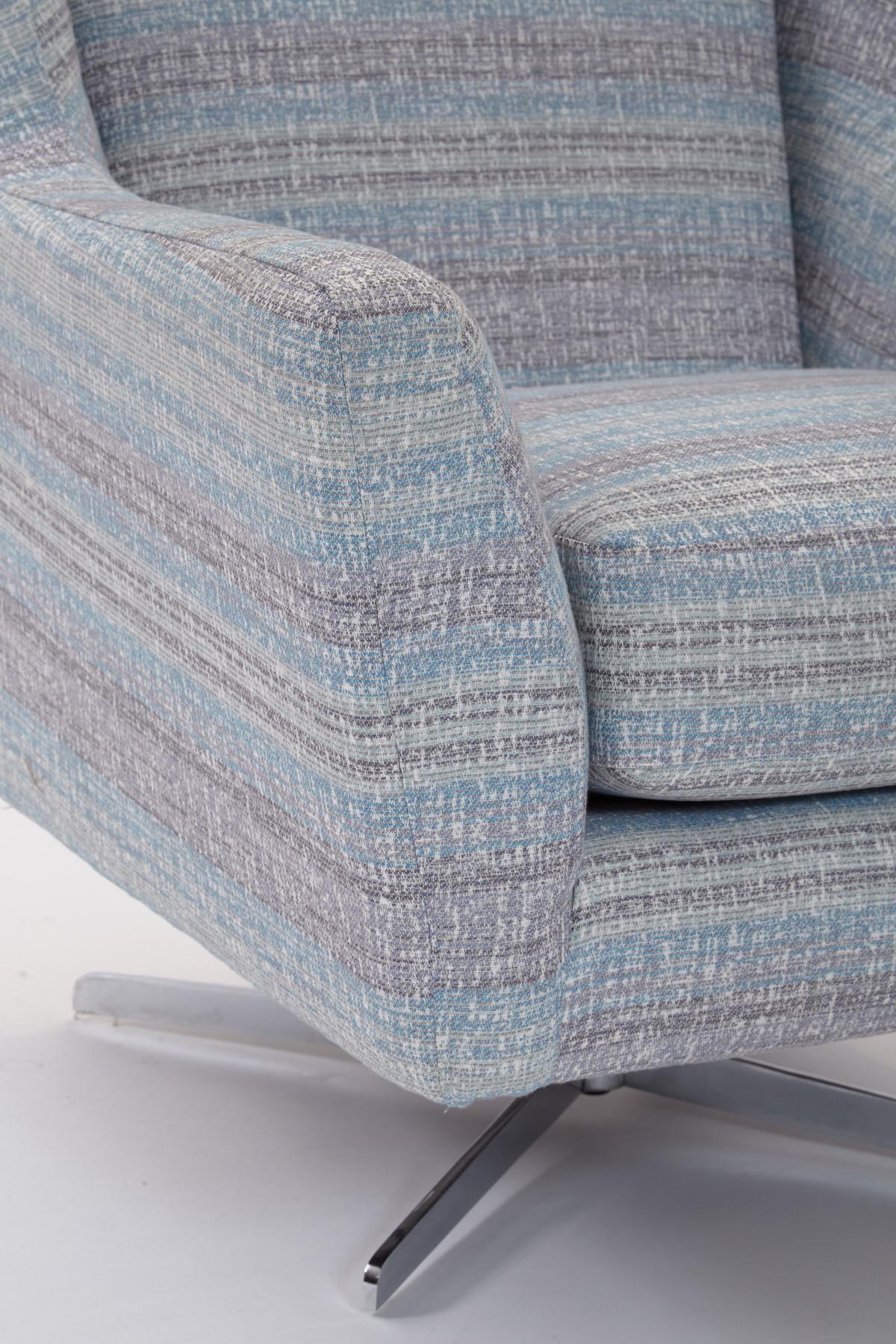 Jansson Swivel Accent Chair