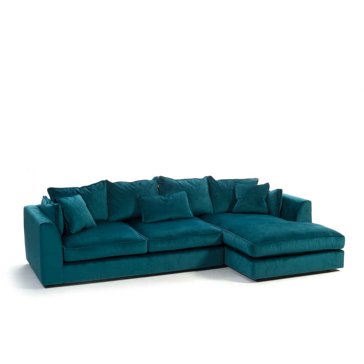 Prescott Large Chaise Sofa