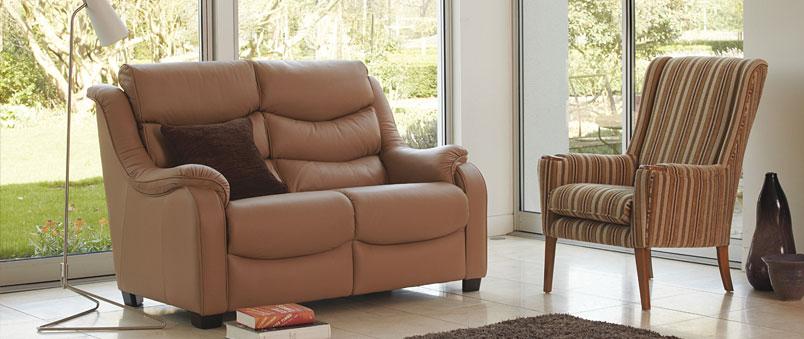 Parker Knoll Denver 2 Seater Sofa