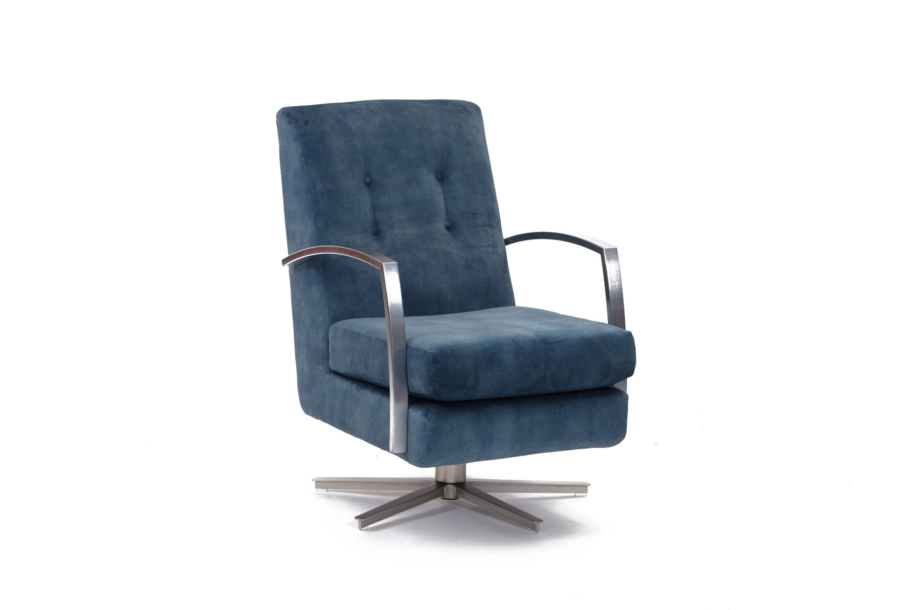 Bromyard Oslo Swivel Chair Grade D