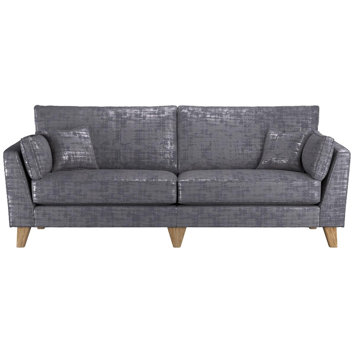 Quincy 4 Seater Sofa Split