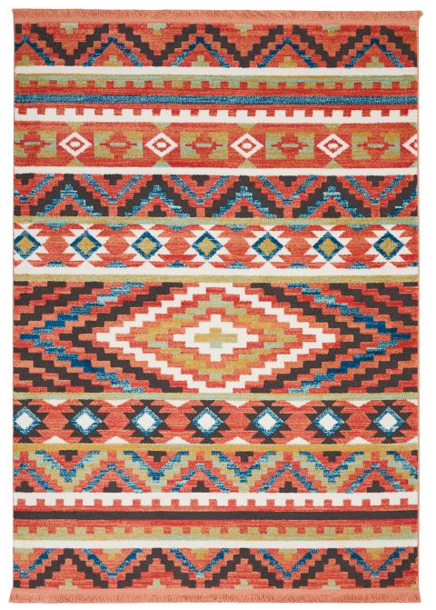 Navajo Rug NAV04 Orange