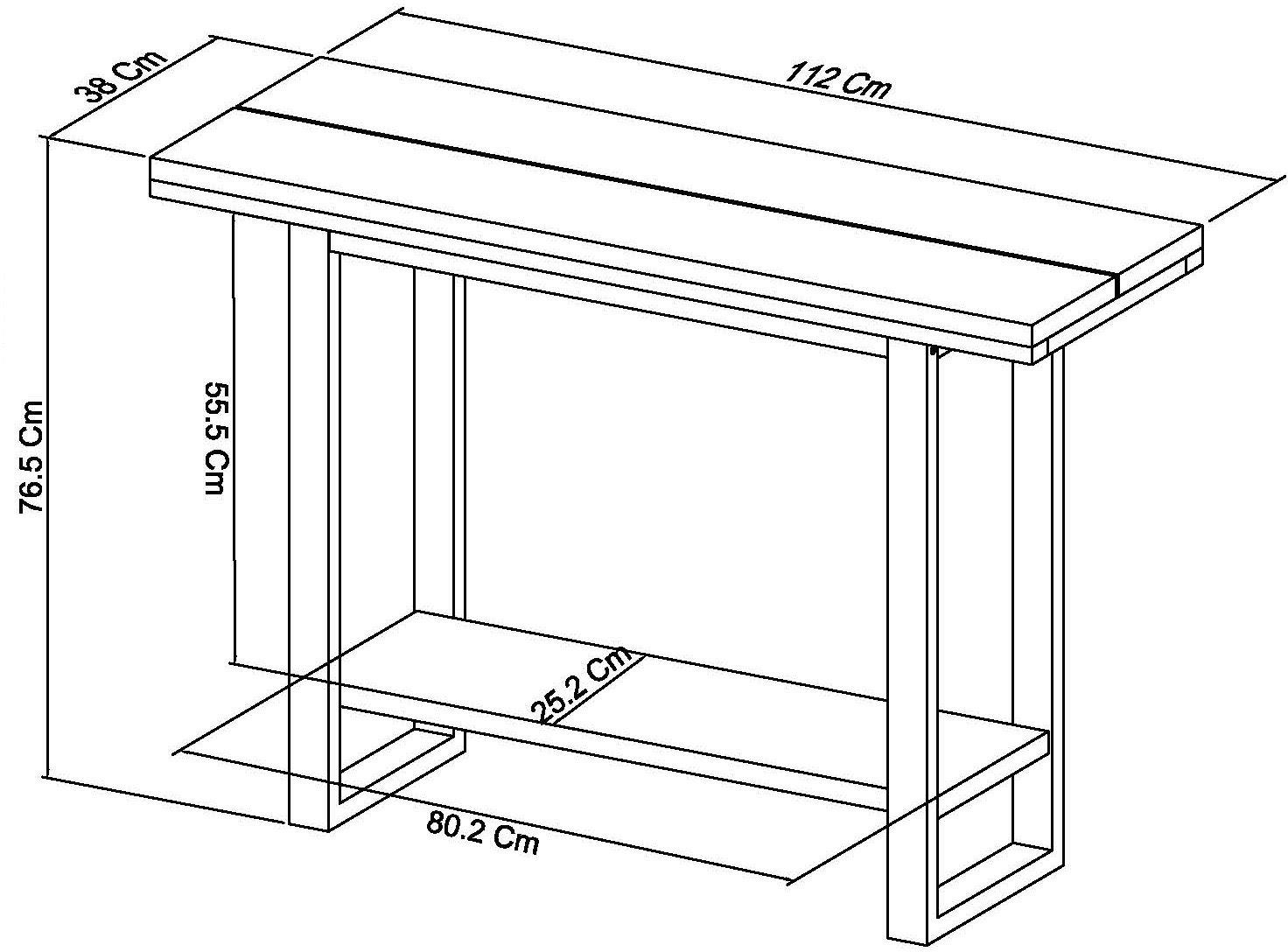 Eden Console Table