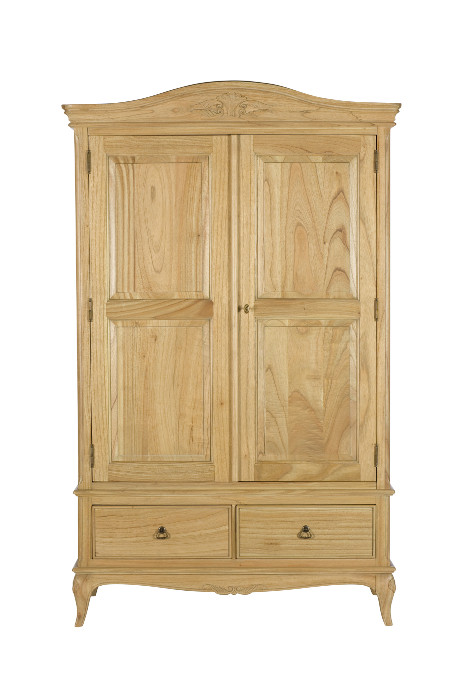 Fontaine Double Wardrobe