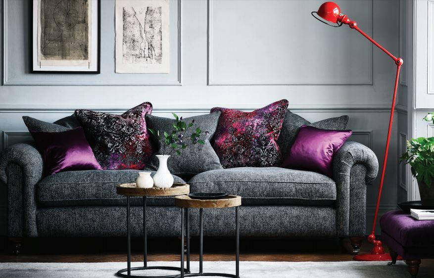 Alfred Grand Split Sofa