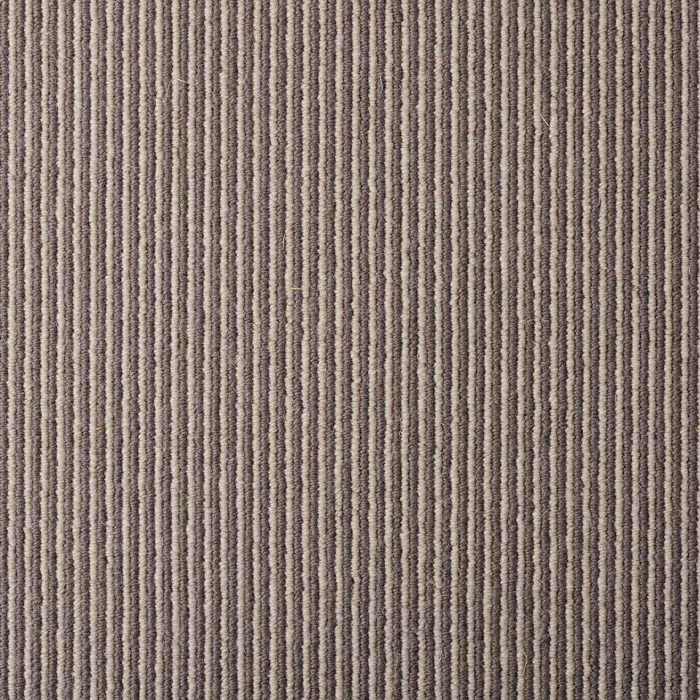 Wool Pinstripe Sable Olive