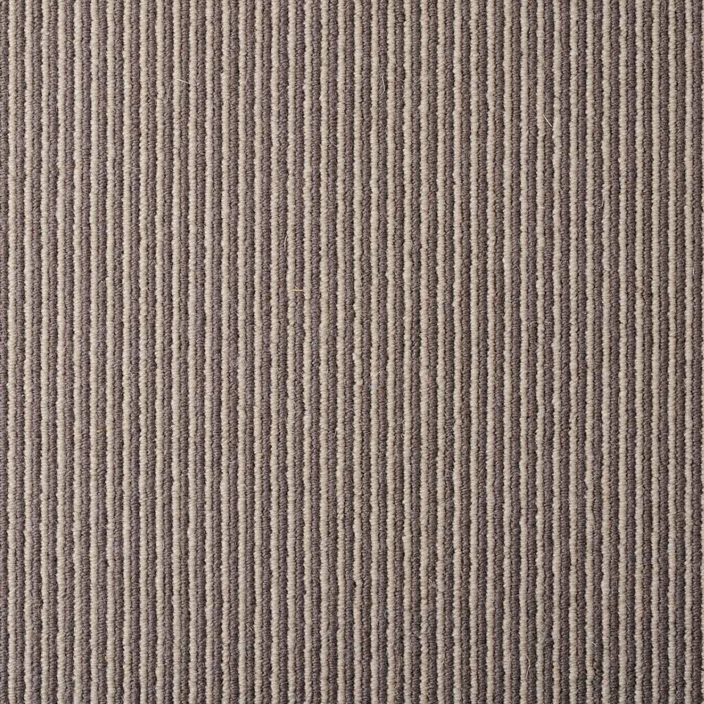 Wool Pinstripe Sable Olive 1860