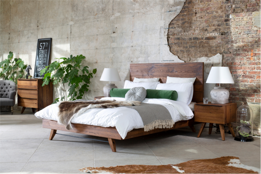 Cali Bed Frame