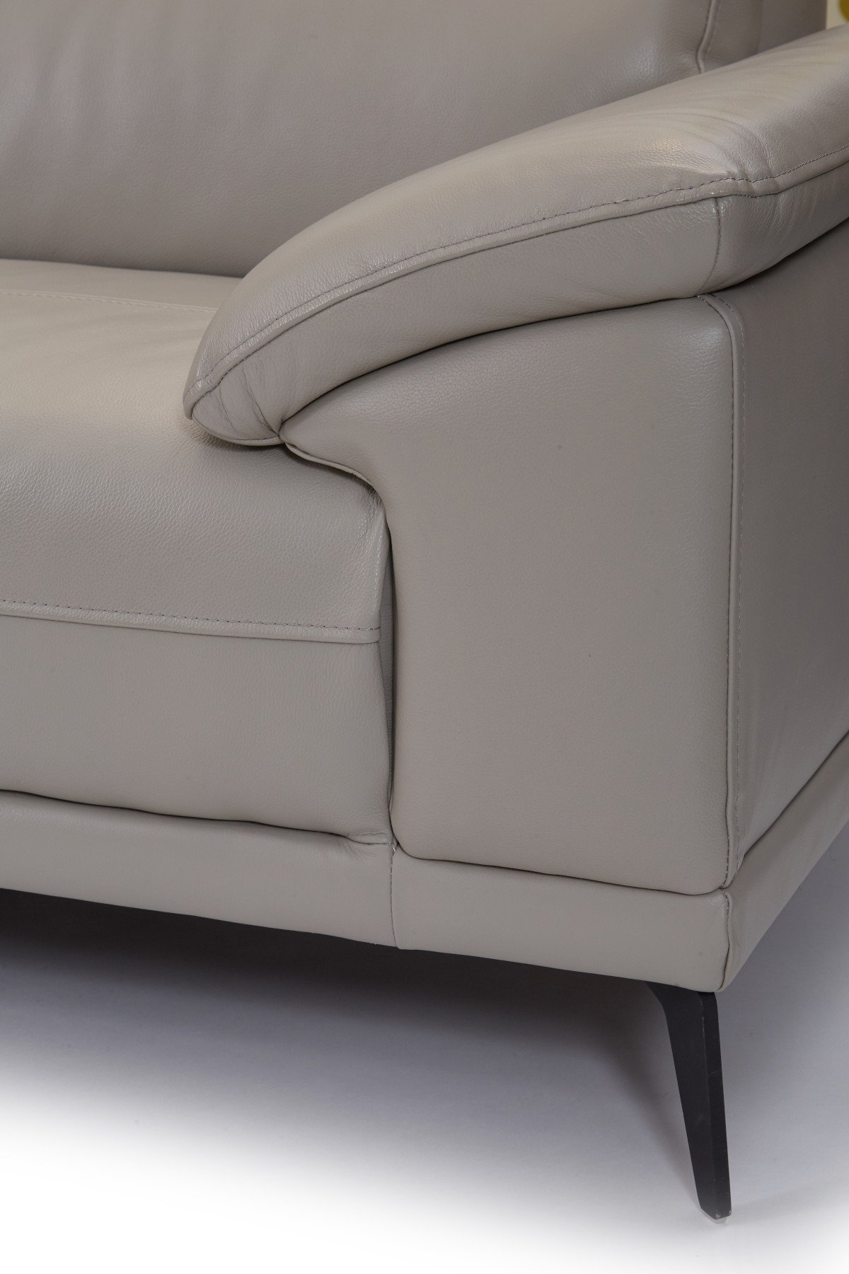 Montero LHF Corner Sofa - Leather