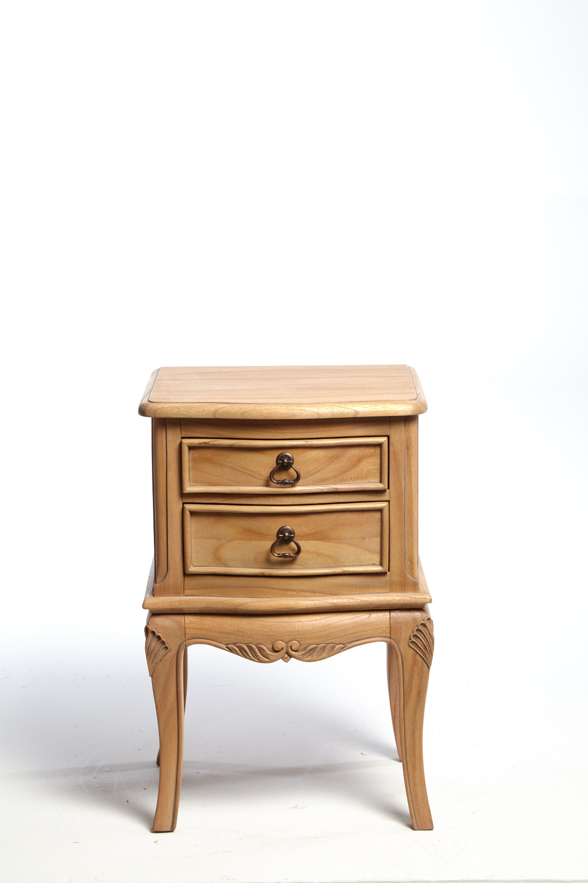 Fontaine 2 Drawer Bedside
