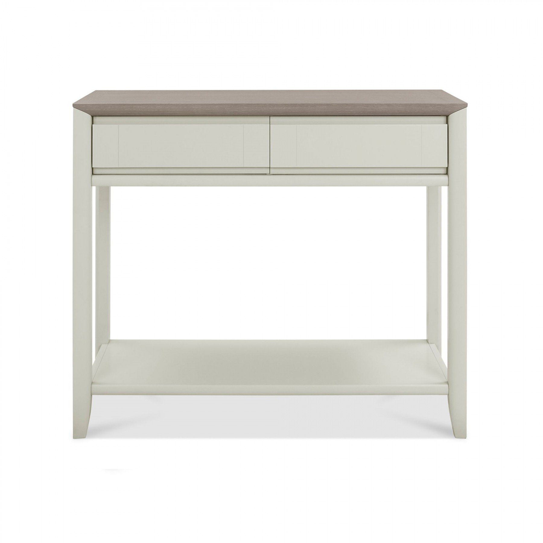 Oakley Grey Console Table with Drawer