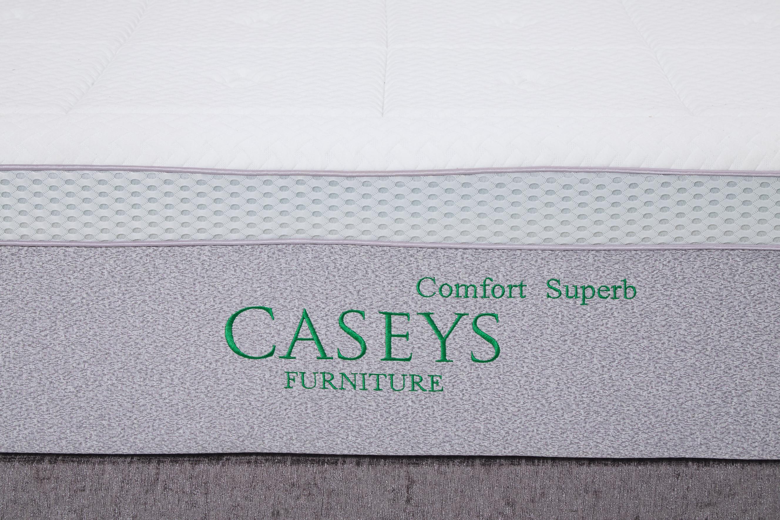 Caseys Comfort Superb Mattress & Divan