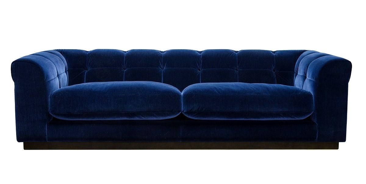 Editor 3 Seater Sofa