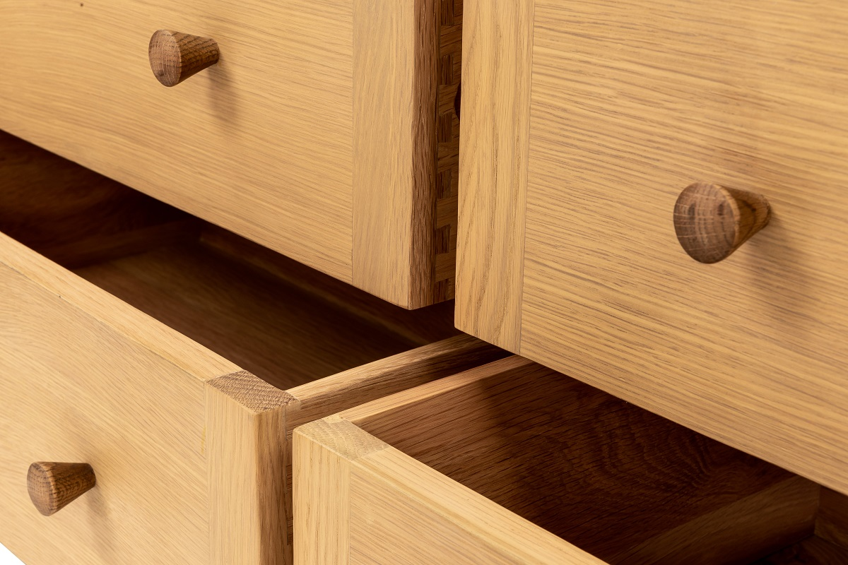Clermont 7 Drawer Wide Chest