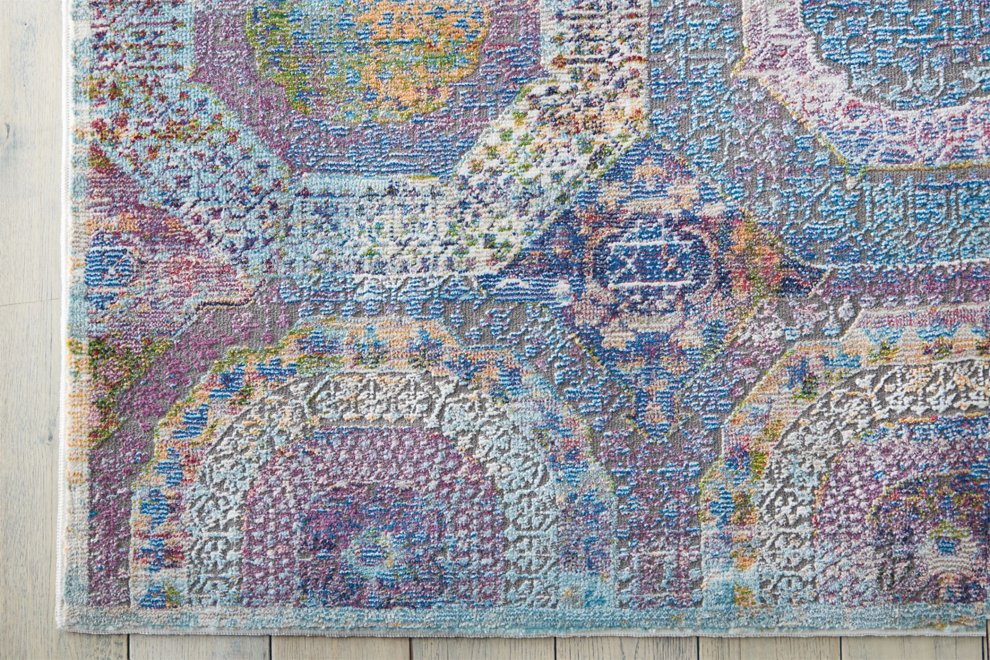 Ankara Global Rug ANR05 Multicolor