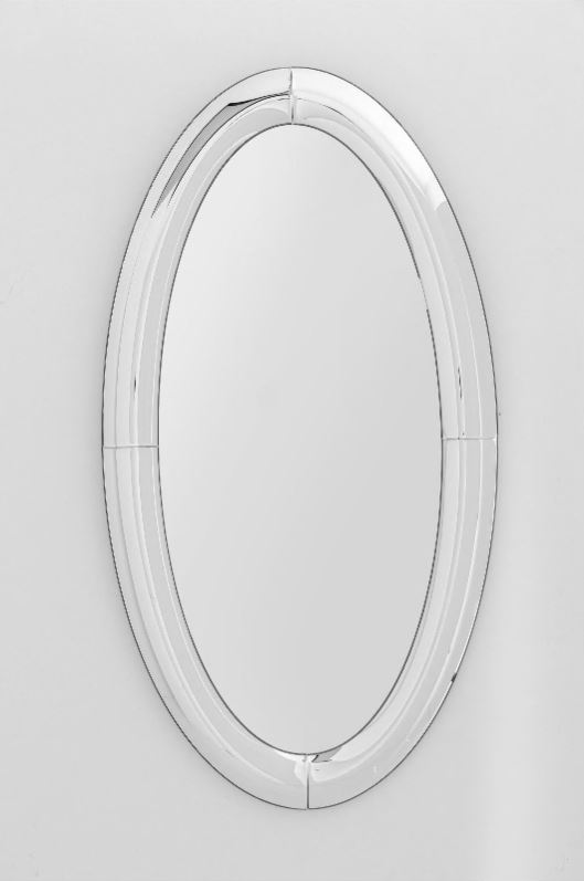 Bounce Oval Mirror