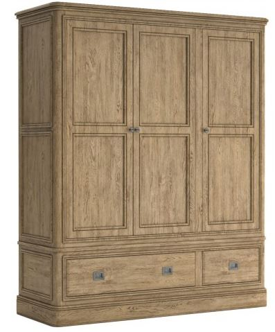 Siena Triple Wardrobe